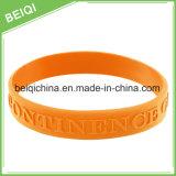 Wristband su ordinazione poco costoso promozionale del silicone per l'esportazione