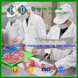 고품질 가공 식품 살균성 이산화 염소 정제