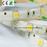 6500k strisce 5050 dell'indicatore luminoso di bianco 60LEDs/M LED