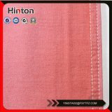 96.5%Cotton 3.5%Spandexの新しく赤い編むデニムファブリック
