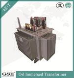 S11 30-2500 кВА Трехфазный 10кв малогабаритный ламинированный жильный тип полностью герметичного энергосберегающего силового / распределительного трансформатора