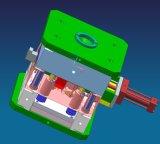 Прессформа для пластичных частей и отливать в форму