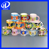Atacado Promocional Cheap Ceramic Christmas Mugs
