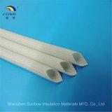 De elektrische Kokers van de Glasvezel van het Silicone van de Buis van de Bescherming van de Draad Rubber Met een laag bedekte