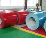 Placa de acero acabados pintados/bobinas de acero prebarnizado