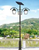 18W Lampe LED Éclairage extérieur Solaire de Jardin, parc