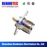 Gerader UHFweiblicher Typ Kabel-Verbinder
