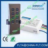 Interruptor remoto RF com código de rotação com controle temporizador para o crescimento da planta