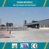 Panneautage de mur extérieur net en acier de double concret de panneau d'AAC/Alc