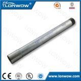 IMC tubo de acero galvanizado pulgada intermedia del conducto 1 el 1/2 del metal del conducto