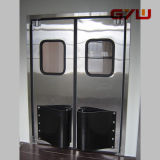Porta a battenti per conservazione frigorifera/portello d'acciaio