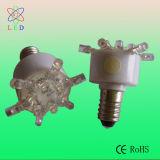 Il migliore prezzo per divertimento della lampadina LED di intrattenimento del LED E10 E14 guida l'illuminazione