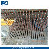 Multi-Wire Zaag voor Granite Block Cutting