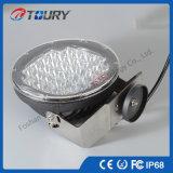 96W rundes LED nicht für den Straßenverkehr Arbeits-Licht für Autoteile