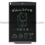 Placa de escrita mágica da tabuleta do presente 12inch LCD do negócio por atacado