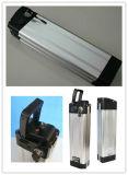 pacchetto della batteria di litio di stile dei pesci del nastro del pacchetto della batteria della E-Bici di 48V 14ah