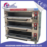 Horno de panadería para hornear pan Pizza Horno eléctrico Horno