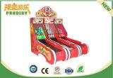 Il giocattolo a gettoni di sport di divertimento scherza la strumentazione di bowling della macchina del gioco
