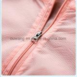 Куртка напольного спорта изготовленный на заказ UV защитная
