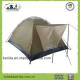 2 Personeniglu-einlagiges kampierendes Zelt mit vorderen Stahlpolen