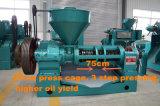 330kg/H低雑音のピーナッツ油の出版物機械