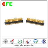 28pin federgelagerter Pogo Pin-Verbinder für die Aufladung