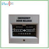 Кнопка выхода пролома стеклянная для эмерджентности Door