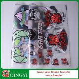 t-셔츠를 위한 스티커를 인쇄하는 Qingyi 고품질 열전달