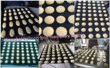 Máquina de depósito de biscoito de manteiga nova PLC de 2017