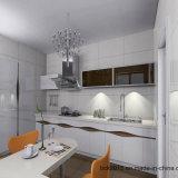Cabina 2017 de cocina del lustre de Foshan del diseño moderno de los muebles de la cocina de Bck alta Bck-K028)
