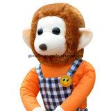 プラシ天猿のおもちゃ
