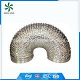 conducto flexible de aluminio de las capas dobles 10inches de 254m m para el sistema de la HVAC