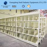 Scaffalatura industriale del metallo della cremagliera della mensola di memoria resistente del magazzino