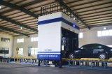 X máquina del rayo para la fábrica de los coches y de los vehículos de la exploración
