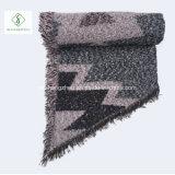 Form-Europa-Winter-Geometrie gedruckter Schal-Frauen-schiefer Freizeit-Schal