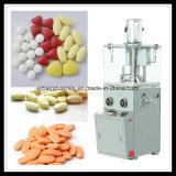 Zpw17D Drehtablette-Presse-Maschine für Milch, tadellose Süßigkeit, Pille, Mothball Tablette-Kompressionsmaschine