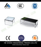 Il tavolino da salotto di Hzct044 Moira Metals Mobilia-Bianco