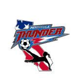 Distintivo su ordinazione di Pin di calcio per la promozione di sport