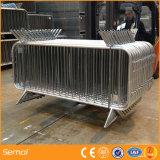 Fábrica Semai 2,1 X 1,1 millones de galvanizado en caliente de la barrera de control de multitudes