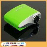 Yi-800 портативный многофункциональный ЖК-классики светодиодный проектор Beamer Mini 60 лм для фильмов видео домашнего кинотеатра HDMI VGA USB AV-ATV Projetor
