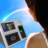 De biometrische Terminal van de Erkenning van het Gezicht van het Systeem van het Toegangsbeheer van Attenance van de Tijd