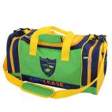 Bolso del deporte del recorrido de la dimensión de una variable de la aclamación U del juego del bolso de tela de lana basta del recorrido