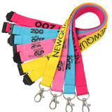 Impression personnalisée à bas prix Google Fashion Wong Lanyard with Snap Hook
