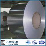 Bobina di alluminio di larghezza di norma ISO Della Cina 10mm per le capsule