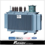 15kv 630kVA Step up Three Phase Electrical Transformer