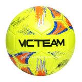 Bola cosida a máquina de Futsal del color vibrante barato