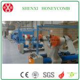 Machine de carton automatique en nid d'abeille haute qualité