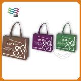 Sacos não tecidos promocional para o supermercado ou loja de especialidades (HYbag 007)