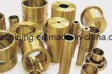 Tubo de cobre amarillo H59 para las piezas de la industria