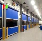 Hochgeschwindigkeits-Belüftung-Rollen-Blendenverschluss-schnelle Walzen-Tür für Baumaterial (Hz-H001)